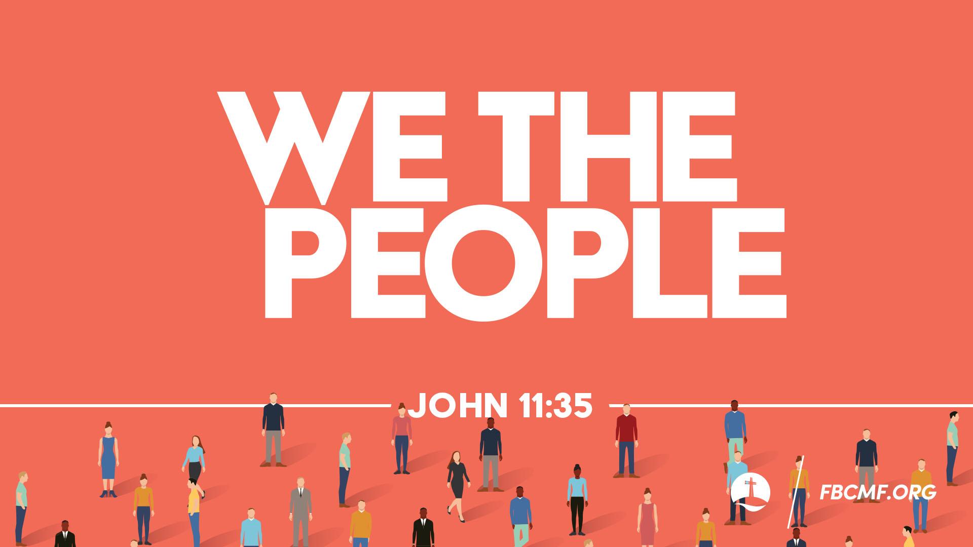 John 11 35 First Baptist Church Marble Falls
